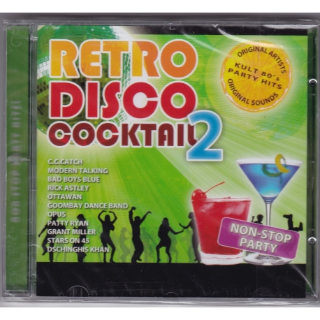 Various ‎– Retro Disco Cocktail 2