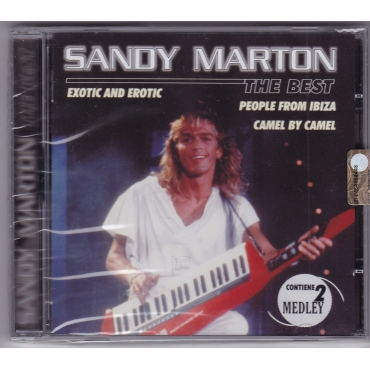 Sandy Marton ‎– The Best