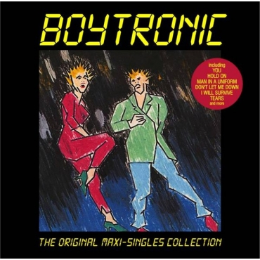 Boytronic ‎– The Original Maxi-Singles Collection