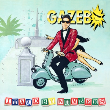 Gazebo ‎– Italo By Numbers