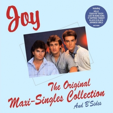 Joy ‎– The Original Maxi-Singles Collection