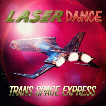Laserdance ‎– Trans Space Express