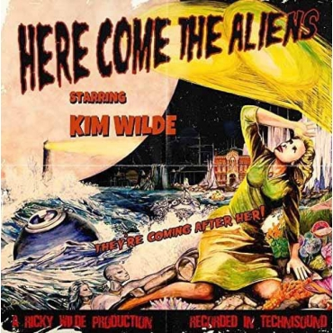 Kim Wilde ‎– Here Come The Aliens