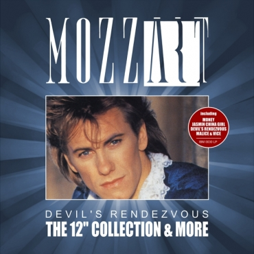 Mozzart ‎– Devil's Rendezvous -The 12'' Collection & More -VINYL