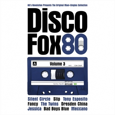 The Original Maxi-Singles Collection: Disco Fox 80 Volume 3
