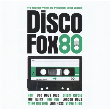 The Original Maxi-Singles Collection: Disco Fox 80 vol.1