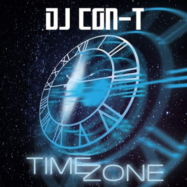 DJ CON-T ‎– Time Zone