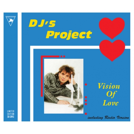 DJ's Project ‎– Vision Of Love