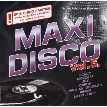 Various ‎– Maxi Disco Vol. 5