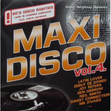 Various ‎– Maxi Disco Vol. 4