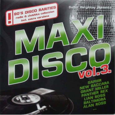 Various ‎– Maxi Disco Vol. 3
