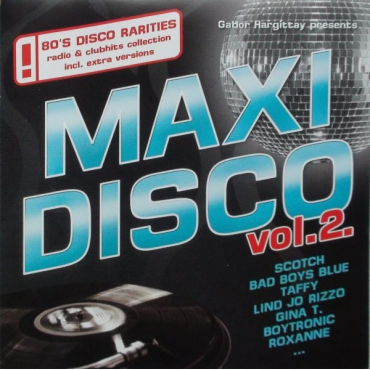 Various ‎– Maxi Disco Vol. 2