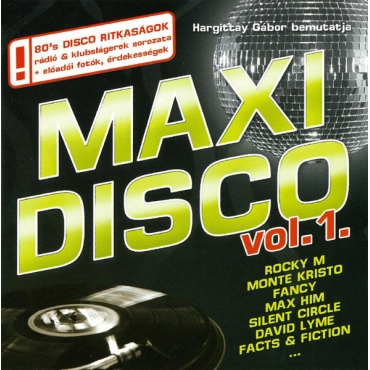 Various ‎– Maxi Disco Vol. 1.