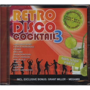Various ‎– Retro Disco Cocktail 3