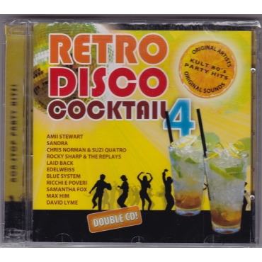Various ‎– Retro Disco Cocktail 4