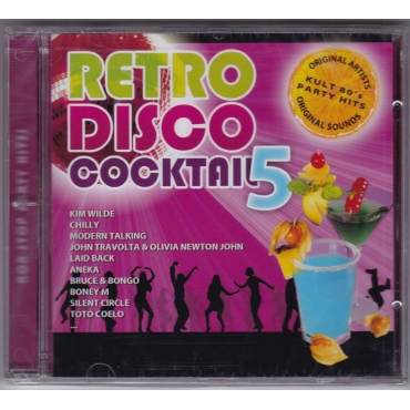 Various ‎– Retro Disco Cocktail 5
