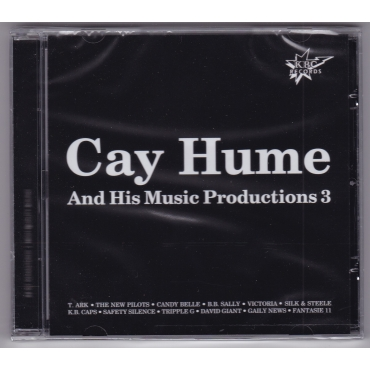 CAY HUME-His music productions vol.3