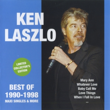 Ken Laszlo ‎– Best Of 1990-1998 (Maxi Singles & More)
