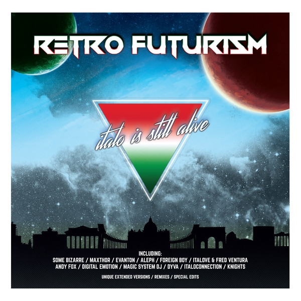 Retro Futurism - Italo Is Still Alive