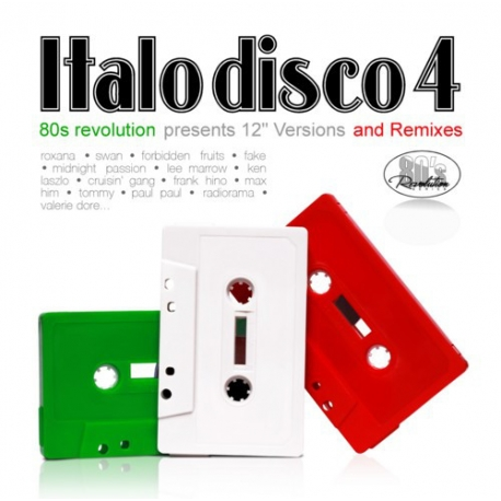 80's Revolution - Italo Disco Volume 4