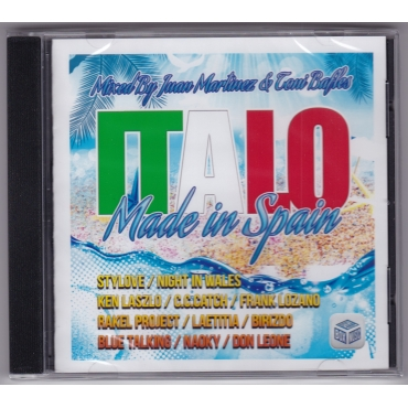 Various ‎– Italo Made In Spain