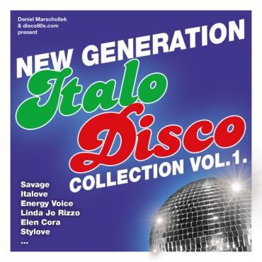 Various – New Generation Italo Disco Collection Vol.1
