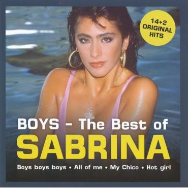 Sabrina – Boys - The Best Of Sabrina