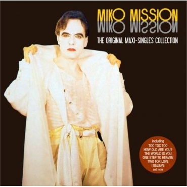 Miko Mission ‎– The Original Maxi-Singles Collection