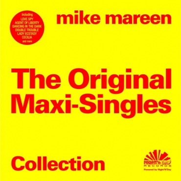 Mike Mareen ‎–The Original Maxi-Singles Collection