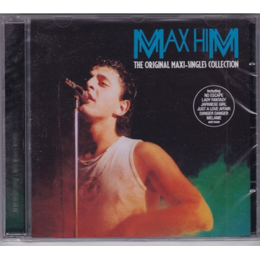 Max-Him ‎– The Original Maxi-Singles Collection