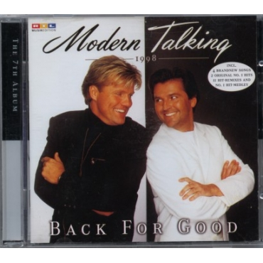 Modern Talking ‎- Back For Good