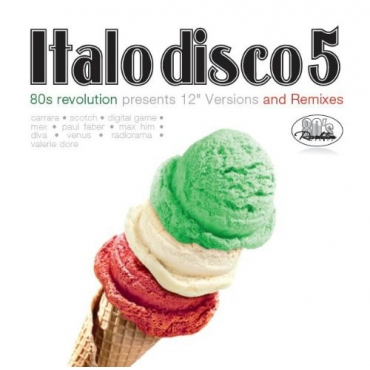 80's Revolution - Italo Disco Volume 5