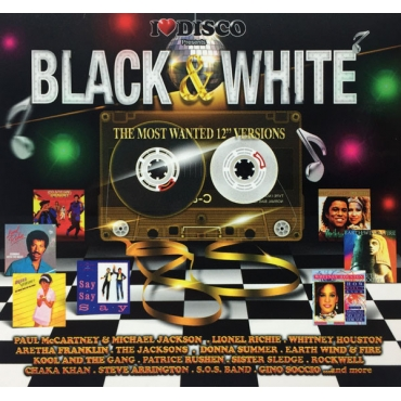 "Black & White 80's (The Most Wanted 12"" Versions)"