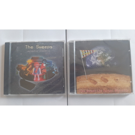 The Sweeps-2 cd albumy