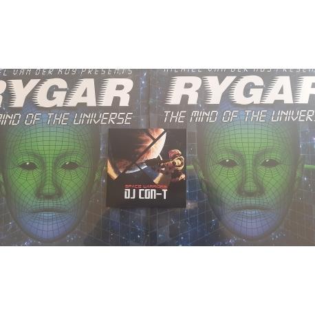 Rygar vinyl + Dj Con-t siniel cd
