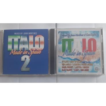 Italo Made In Spain 1+2