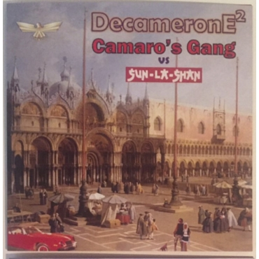 Camaro's Gang ‎– Decamerone2