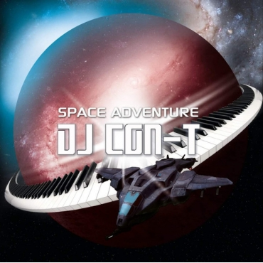 DJ CON-T ‎– Space Adventure