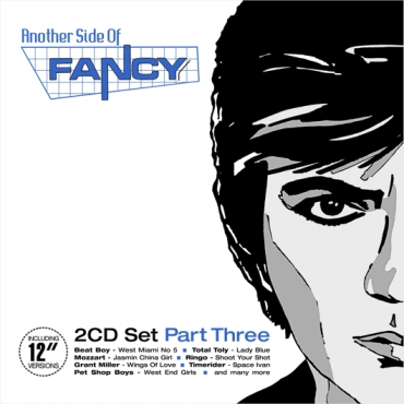 Another side of Fancy vol 1,2,3, /3 cd pack