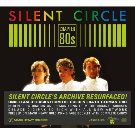 Silent Circle – Chapter 80ies - Resurfaced