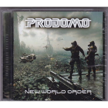 Prodomo ‎– New World Order