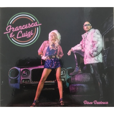 Francesca E Luigi ‎– Disco Darkness CD