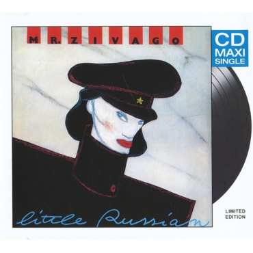 Mr. Zivago – Little Russian maxi-cd