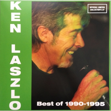 Ken Laszlo – Best Of 1990-1995 ,WINYL
