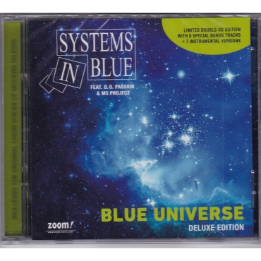 Systems In Blue – Blue Universe (The 4th Album) Deluxe Edition 2 CD